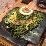 【日本東京】茅場町品嚐月薪嬌妻美食「瓦片蕎麥麵—瓦.Tokyo」
