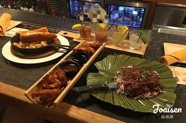 【美國夏威夷】美景加美食!大島Kona海灘酒吧餐廳Lava Lava Beach Club