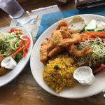 【美國夏威夷】大島Hilo「Puka Puka Kitchen」品嚐平民美食