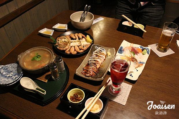 【日本北海道】函館超人氣海鮮居酒屋「海光房」