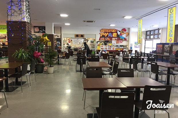 函館朝市廣場