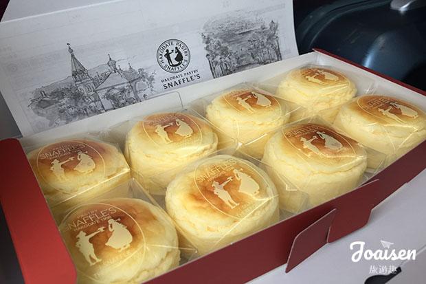 SNAFFLE'S 楓糖起司蛋糕
