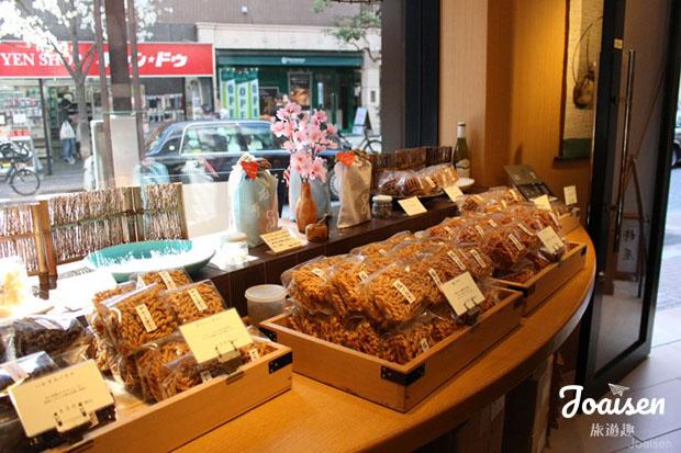【日本東京】麻布十番商店街美味伴手禮新星——「杵屋」