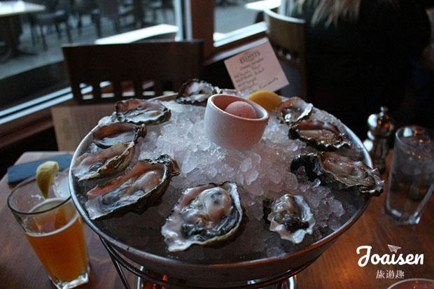 【美國華盛頓】西雅圖高級又美味的海鮮饗宴——「Elliott's Oyster House」