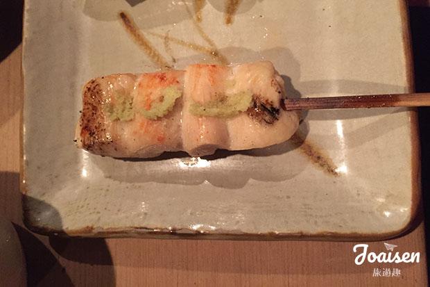 さび焼き(芥末雞胸 Sabiyaki)