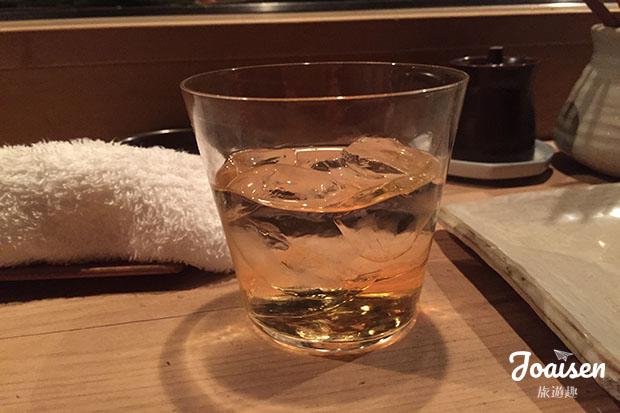 梅酒ロック(梅酒加冰塊 Umeshu Roku)