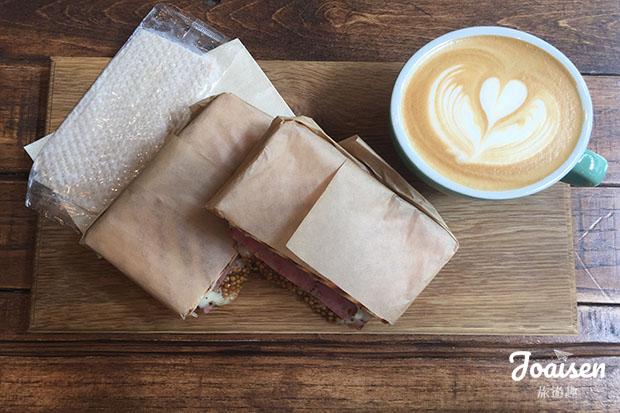 簡餐和咖啡