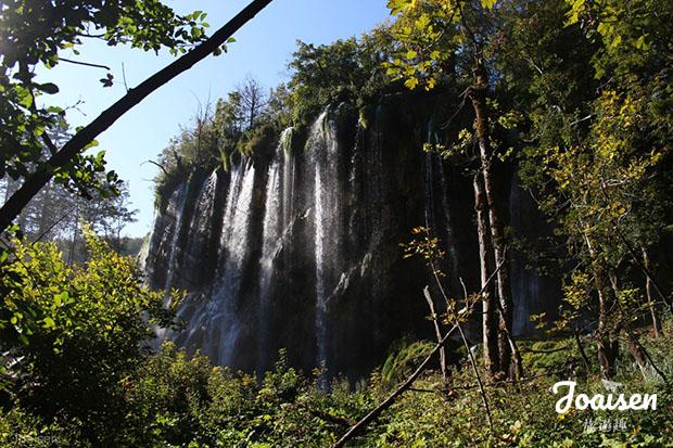 Veliki Prstava瀑布