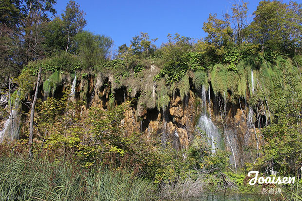 Mali Prstavac 瀑布
