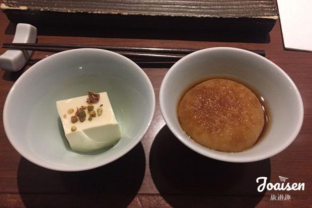 豆腐&蘿蔔泥