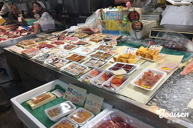 【日本青森】自己的丼飯自己做!古川市場「のっけ丼」