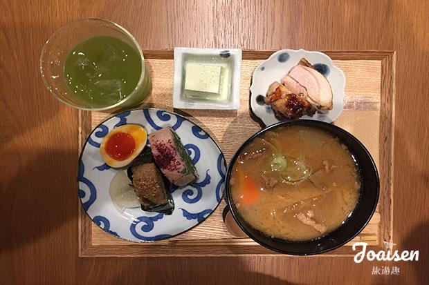 【日本東京】來份溫暖日式早午餐吧!淺草「MISOJYU」飯糰味噌湯專賣店