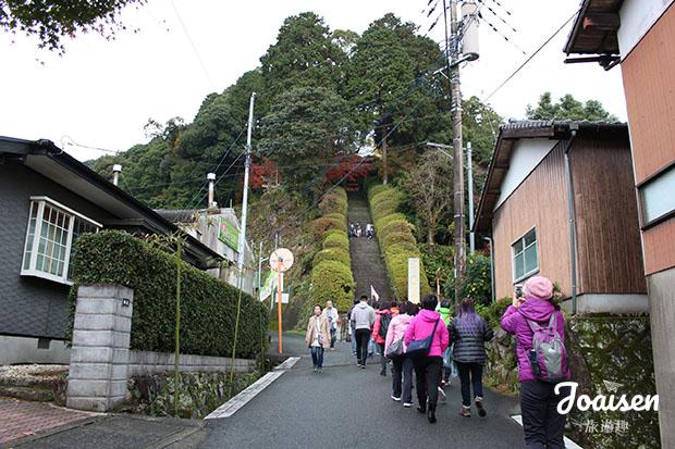 大興善寺入口