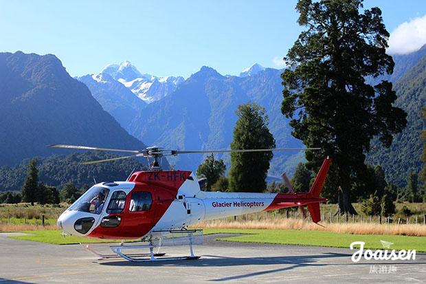 【紐西蘭西岸】南島絕美特殊景觀「Fox Glacier 福斯冰河健行」