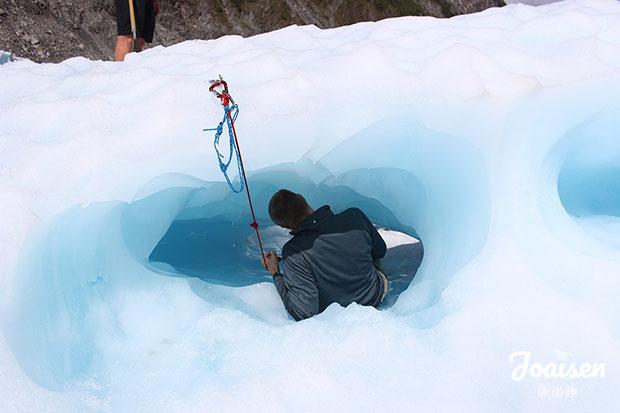 冰河滑行體驗