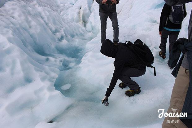 生飲冰河河水