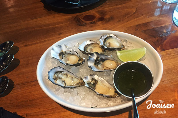 1/2 Dozen Washington Oysters