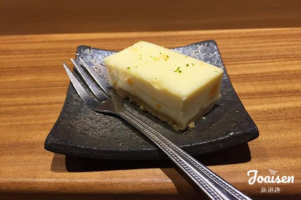 鹹蛋起司蛋糕