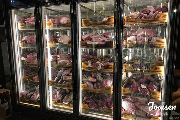 樂軒店內冰櫃