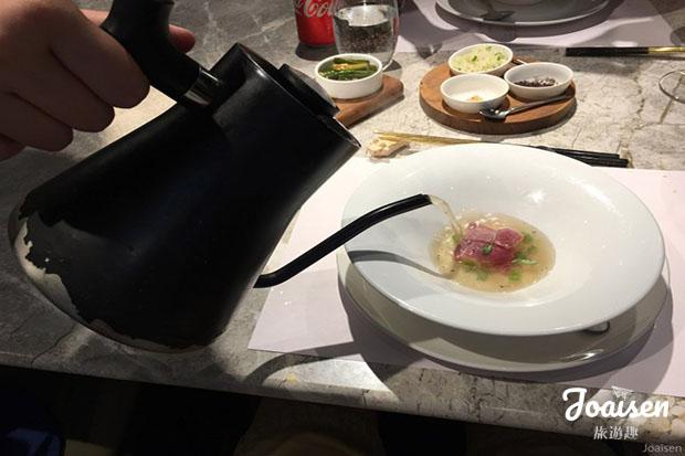松阪牛豆腐清湯
