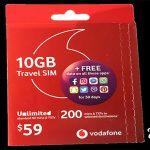 【紐西蘭】手機網路SIM卡選擇以及「vodafone」使用心得