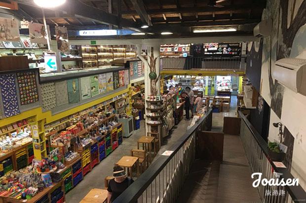 【台灣高雄】駁二的文創有趣小店!本東倉庫商店尋寶趣!