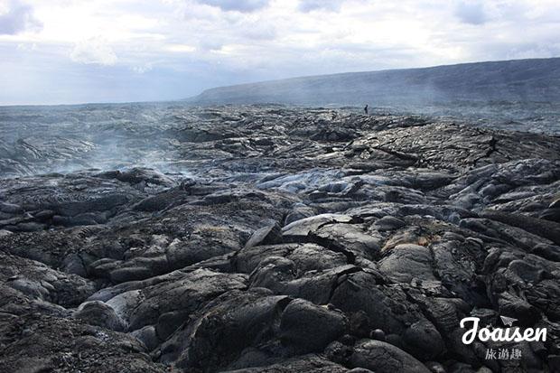 火山地形景觀