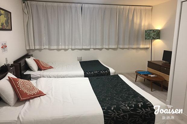 【日本福岡】公寓式旅館!博多推薦住宿「Reality Hakata 2」