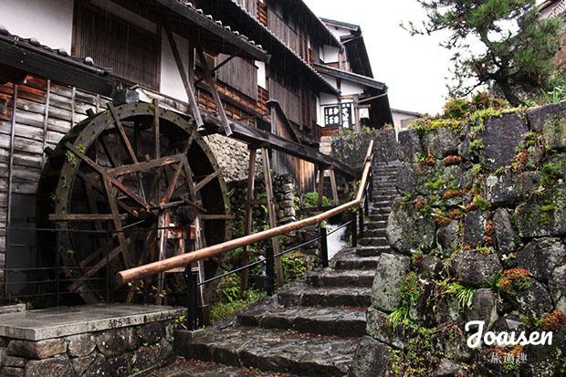 【日本岐阜】古色古香的中津川特色小鎮「馬籠宿 」