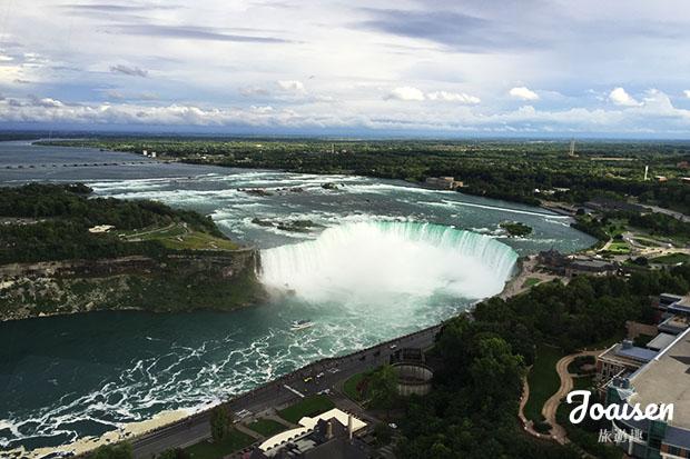 【加拿大安大略】觀賞超壯觀的Niagara Falls尼加拉瀑布