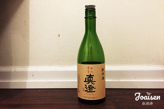 真澄 純米酒
