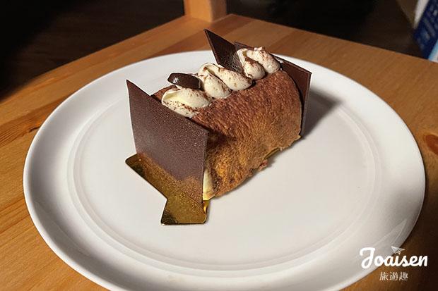 Buchette 法式劈柴蛋糕
